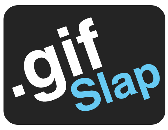 gifSlap: VJ software for people who love gifs